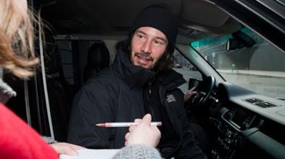 Keanu Reeves imádja Budapestet