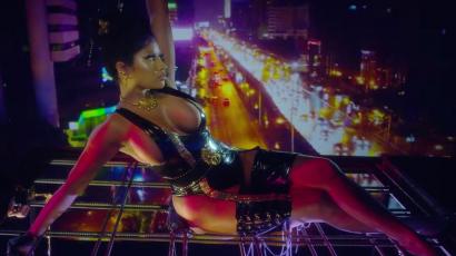 Kegyetlenül rázza új klipjeiben Nicki Minaj! Megjelent a Chun Li és a Barbie Tingz kisfilmje!