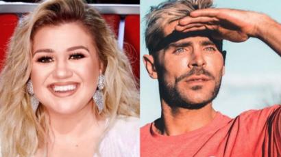 Kelly Clarkson és Zac Efron csillagot kap a hollywoodi Hírességek sétányán