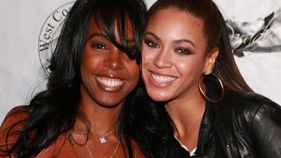 """Kelly Rowland: """"Beyoncé hihetetlen anya lesz"""""""
