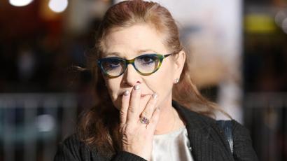 Kemény drogokat találtak Carrie Fisher szervezetében a boncolás során