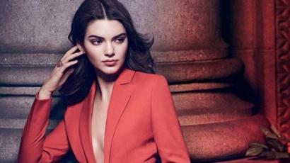 Kendall Jenner az Estée Lauder új reklámarca