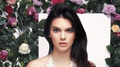 Kendall Jenner is megvált hosszú fürtjeitől
