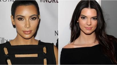 Kendall Jenner nem hívta meg Kim Kardashiant a szülinapi bulijára