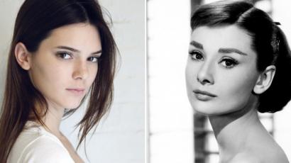 Kendall Jenner szerint őt Audrey Hepburnnek kéne eljátszania egy filmben
