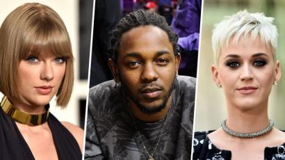 Kendrick Lamarnak fogalma sem volt arról, hogy a Bad Blood Katy Perryről szól