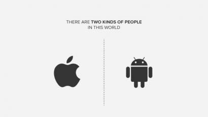 Képsorozat: Valóban kétféle ember létezik – I. rész