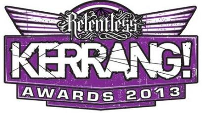 Kerrang Díjátadó — a nyertesek