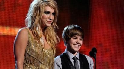 Ke$ha ágyba vinné Justin Biebert