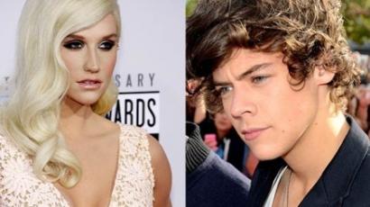 Ke$ha Harry Stylesnak tartogatja a szüzességét