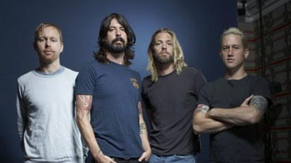 Készül a Foo Fighters új albuma