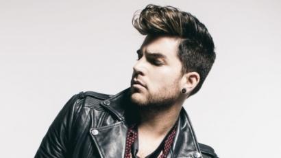 Két új dalt jelentetett meg Adam Lambert