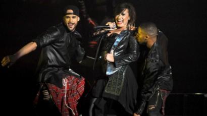 Kezdetét vette Demi Lovato turnéja