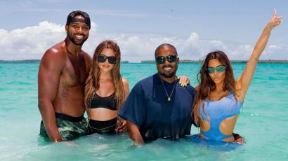 Khloe Kardashian csöpögős posztot írt Kanye Westről: megtámadták érte