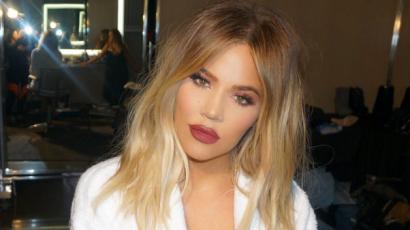 Khloe Kardashian megerősítette a pletykákat: gyereke lesz