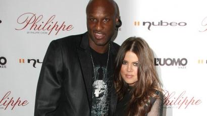 Khloe Kardashian terhes?