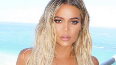 Khloe Kardashiant Instagram-posztja miatt perlik