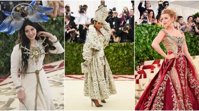 Íme a legérdekesebb és legunalmasabb ruhák a MET-gáláról – I. rész