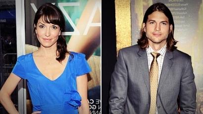 Lehull a lepel Ashton Kutcher barátnőjéről