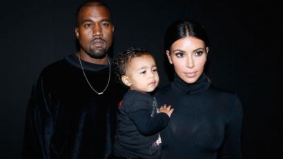 Kiderült Kim Kardashian és Kanye West harmadik gyermekének neve
