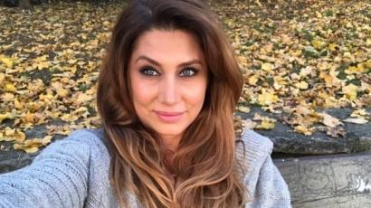 Kiderült, miért titkolta terhességét Horváth Éva