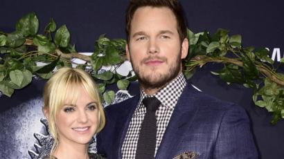 Kiderült, miért válik Chris Pratt és Anna Faris