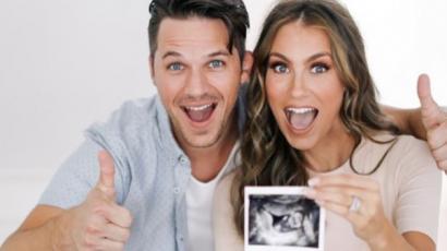 Kiderült, milyen nemű gyermeke születik Matt Lanteréknek