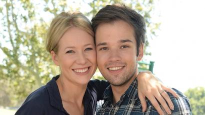 Kiderült, milyen nemű gyermeket hord szíve alatt Nathan Kress felesége