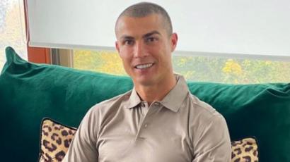 Kigyógyult a koronavírusból Cristiano Ronaldo