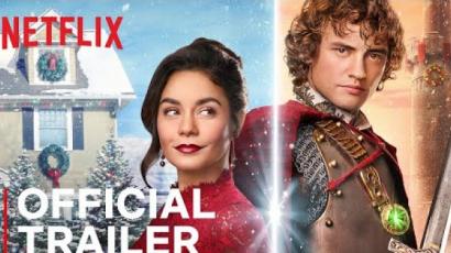 Kijött Vanessa Hudgens új karácsonyi filmjének előzetese!