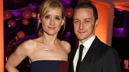 Kilenc évnyi házasság után válik James McAvoy és Anne-Marie Duff