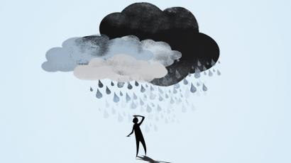 Kilenc lány vallott a depressziójáról
