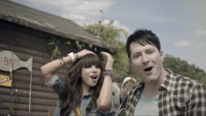 Klippremier: Owl City & Carly Rae Jepsen - Good Time