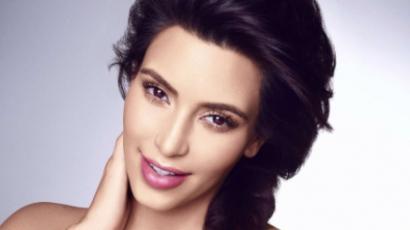 Kim Kardashian visszanyerte alakját