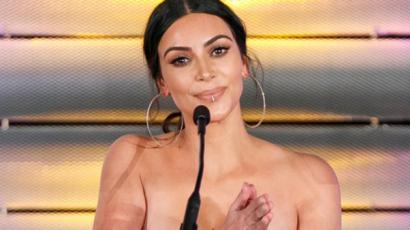 Kim Kardashian bocsánatot kért faragatlan megnyilvánulása miatt