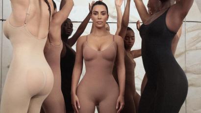 Kim Kardashian érdekes nevet adott alakformáló kollekciójának