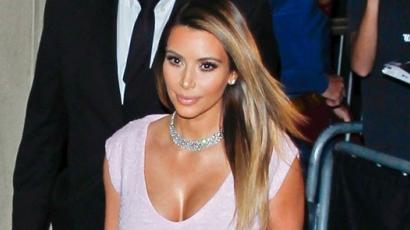Kim Kardashian felveszi férje vezetéknevét