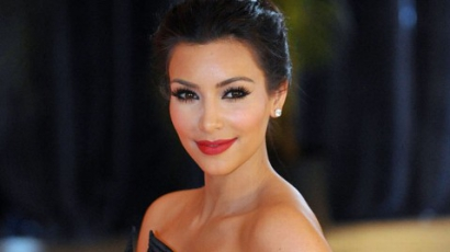 Kim Kardashian lánya már most modellként pózol