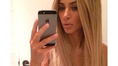 Kim Kardashian megint ízléstelenül lépett utcára