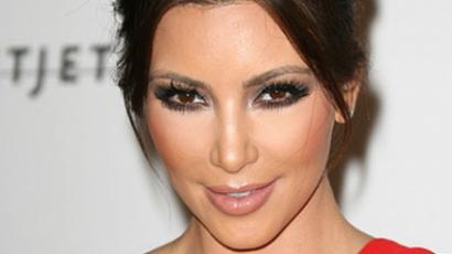 Kim Kardashian melleit posztolta a Twitterre