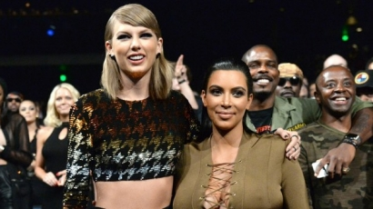 "Kim Kardashian: ""Nem feketítettem be Taylor Swiftet"""