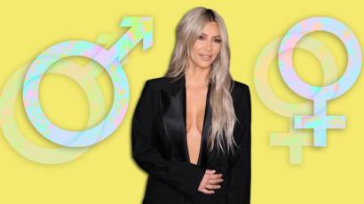 Kim Kardashian nyilvánosságra hozta, milyen nemű lesz Kanye Westtel közös harmadik gyermeke