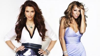 Kim Kardashian nyomdokaiba lép Mariah Carey