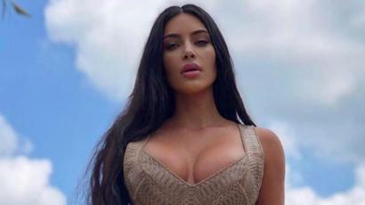 Kim Kardashian szerint jó, hogy leállt a világ a koronavírus következtében