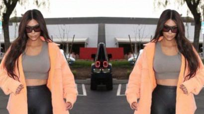 Kim Kardashian tagadja a photoshopot