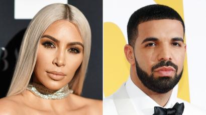 Kim Kardashian tagadja, hogy valaha is köze lett volna Drake-hez