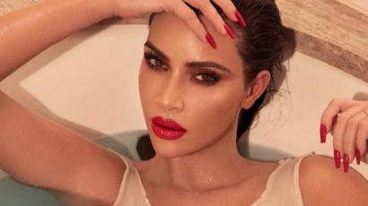 Kim Kardashian tagadja, hogy valaha is megműttette volna az orrát