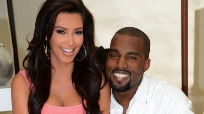 Kim Kardashian várandós