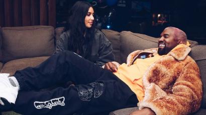 Kim Kardashian-West válni akar, ezért Kanye West kerüli