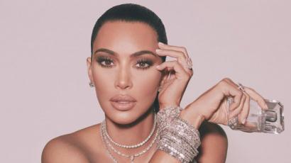 Kim Kardashiannak elege lett a meztelenkedésből